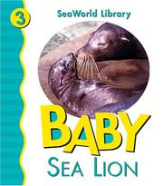 Cover of: Baby sea lion