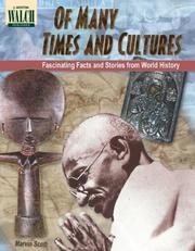 Cover of: Of many times and cultures