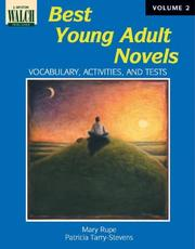 Best Young Adult Novels: Vocabulary, Activities, And Tests:grades 7-9 (Best Young Adult Novels)