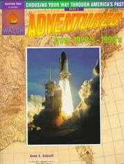 Cover of: Adventures from 1970
