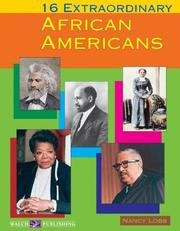 Cover of: 16 Extraordinary African Americans (Extraordinary Americans)