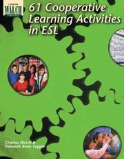 Cover of: 61 Cooperative Learning Activities In Esl | Charles Hirsch
