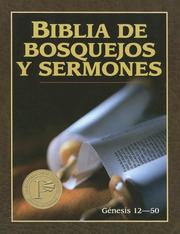 Cover of: Genesis 12-50: Preacher's Outline and Sermon Bible by Anonimo