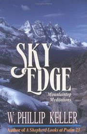 Cover of: Sky edge | W. Phillip Keller