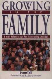 Cover of: Growing in the Family