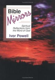 Cover of: Bible mirrors | Powell, Ivor