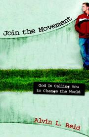 Cover of: Join the Movement | Alvin L. Reid