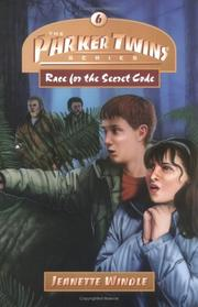 Cover of: Race for the Secret Code (Parker Twins #6) (Parker Twins Series, The)