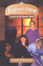 Cover of: Secret of the Dragon Mark (Parker Twins #5) (Parker Twins Series, The)
