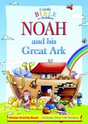 Cover of: Noah and His Great Ark | Juliet David