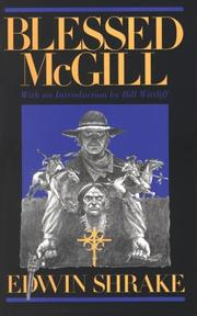 Cover of: Blessed McGill