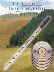 Cover of: The Complete Irish Tinwhistle Tunebook (Oak Classic Pennywhistles)