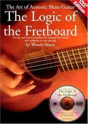 The Art Of Acoustic Blues Guitar by Woody Mann