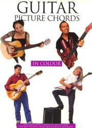 Cover of: Guitar Picture Chords In Color (Guitar Chord Books in Color) (Guitar Chord Books in Color) | Ed Lozano