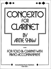 Cover of: Artie Shaw