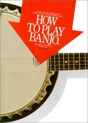 Cover of: How To Play Banjo | Tim Jumper