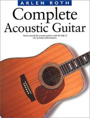 Cover of: Complete Acoustic Guitar