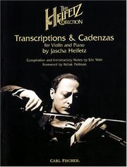 Cover of: The Heifetz Collection