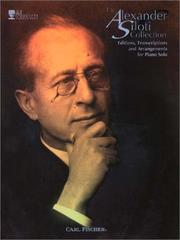 Cover of: The Alexander Siloti Collection