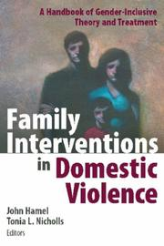 Family Interventions in Domestic Violence by