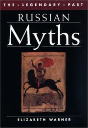 Cover of: Russian Myths