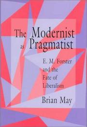 Cover of: The modernist as pragmatist