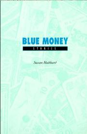 Cover of: Blue money