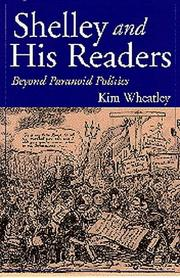 Cover of: Shelley and his readers