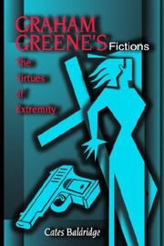 Cover of: Graham Greene's fictions