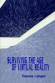 Cover of: Surviving the Age of Virtual Reality
