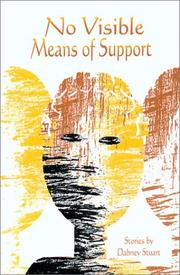 Cover of: No visible means of support