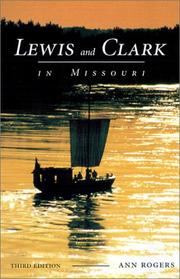 Cover of: Lewis and Clark in Missouri