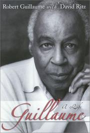 Cover of: Guillaume | Robert Guillaume