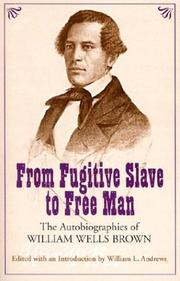 Cover of: From fugitive slave to free man