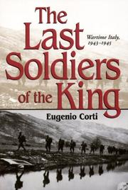 Cover of: The last soldiers of the King