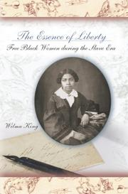 Cover of: The Essence of Liberty