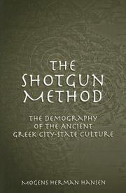 Cover of: The Shotgun Method