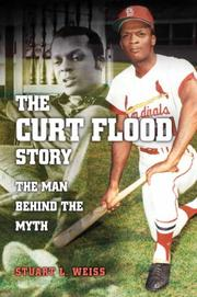 Cover of: The Curt Flood story
