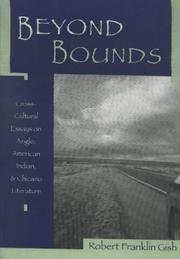 Cover of: Beyond bounds