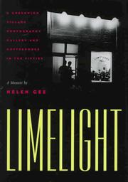 Cover of: Limelight