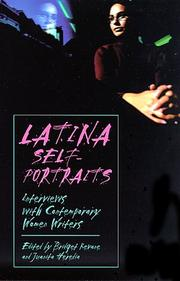 Cover of: Latina self-portraits