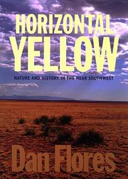 Cover of: Horizontal yellow