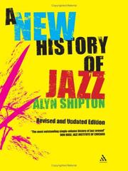 Cover of: A New History of Jazz | Alyn Shipton
