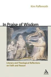 Cover of: In Praise of Wisdom