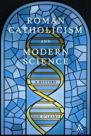 Cover of: Roman Catholicism And Modern Science | Don O