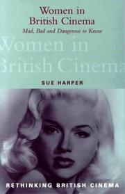 Cover of: Women in British cinema