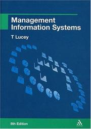 Cover of: Management Information Systems | T Lucey