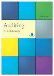 Auditing by A. H. Millichamp