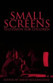 Cover of: Small screens