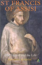 Cover of: St. Francis of Assisi | Michael Robinson